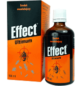 EFFECT ULTIMUM TRUTKA OPRYSK MUCHY PRUSAKI 100ML